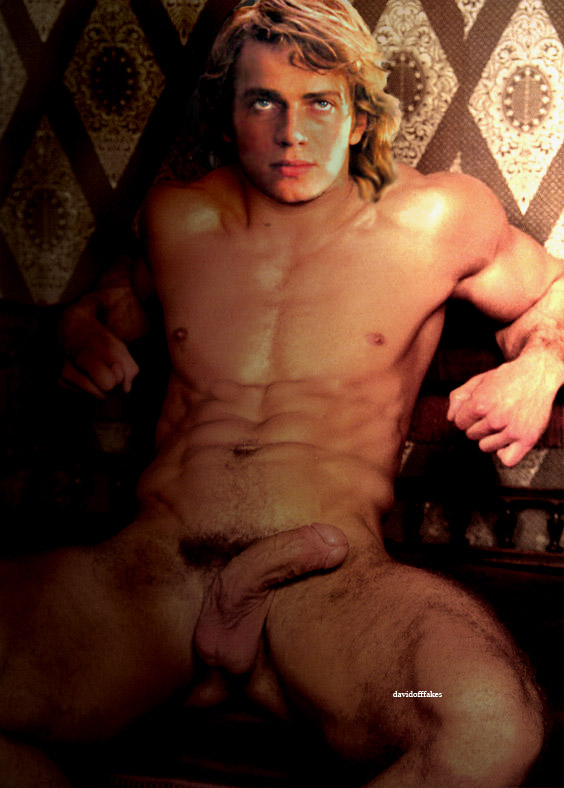 Male Celeb Fakes - Best Of The Net Hayden Christensen Gay Naked Fakes -7515