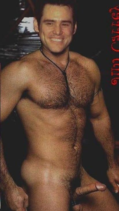 Mand Celeb Forfalskninger - Best Of The Net Jim Carrey amerikansk komiker skuespiller Naked Forfalskninger I Batman Jeg elsker dig Phillip Morris-2159
