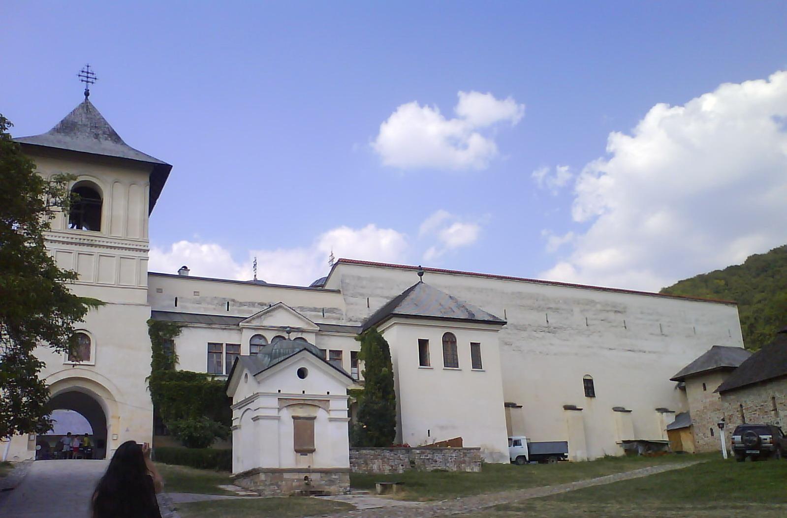 6f9570b26f1c Scented Leaf  Horezu Monastery
