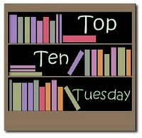 Top Ten Tuesday: Favorite Heroines