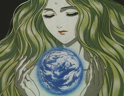 Réincarnations - Please Save My Earth PSME-Mokuren