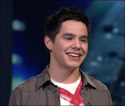 David Archuleta Then And Now