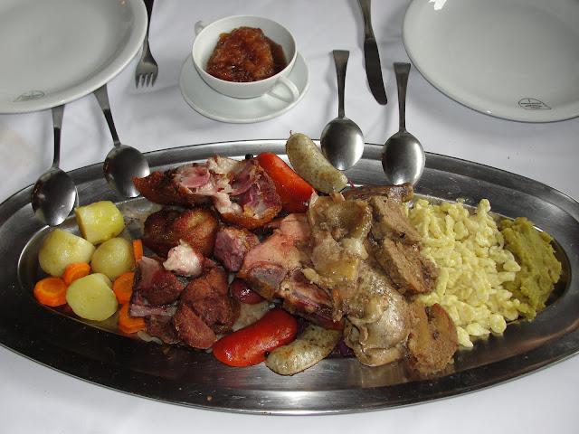 Restaurante Frohsinn, Blumenau.