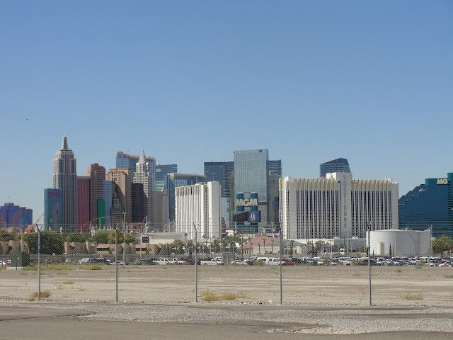 Aeroporto de Las Vegas.