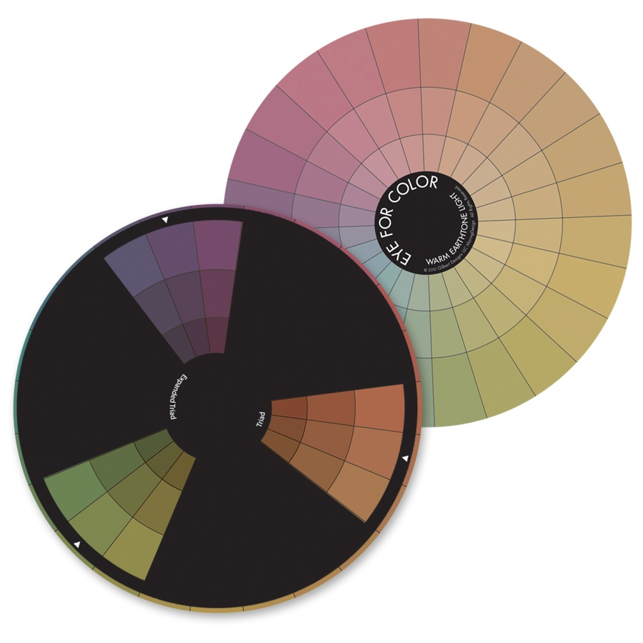 Beverly Ash Gilbert: New Colorwheels rolling off the press!