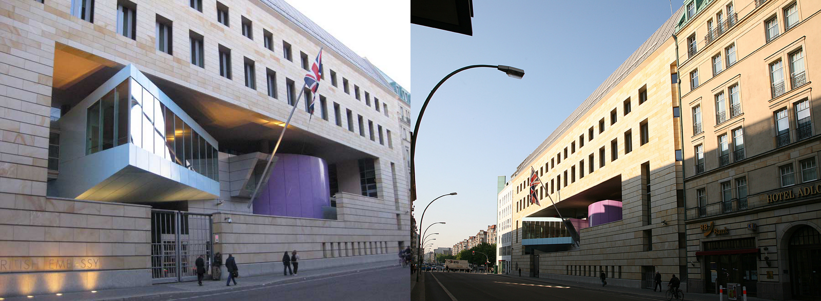 Ambassade d'Italie - Berlin