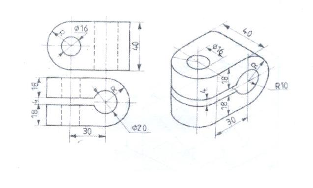 ENGINEERING DRAWING: ORTHOGRAPHIC VIEWS