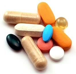 the theme is vitamin as well as mineral supplementation Get rid of your multivitamin as well as eat existent food!
