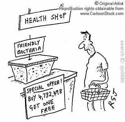 Nutrition Nibbles: Healthy Bacteria in Yogourt