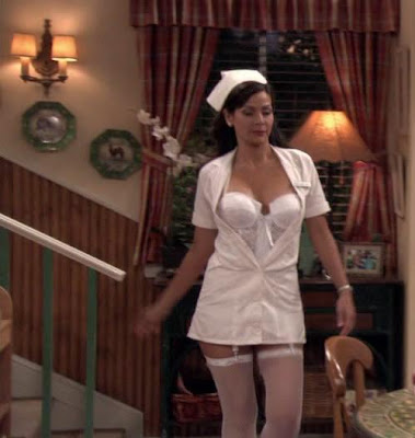 Hot milf on george lopez