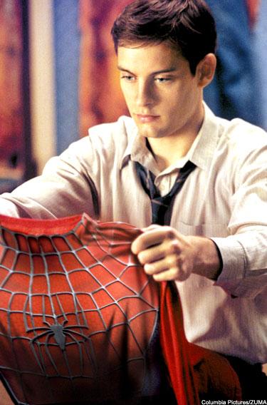 WEIRDLAND: Tobey Maguire confirms Spiderman 4