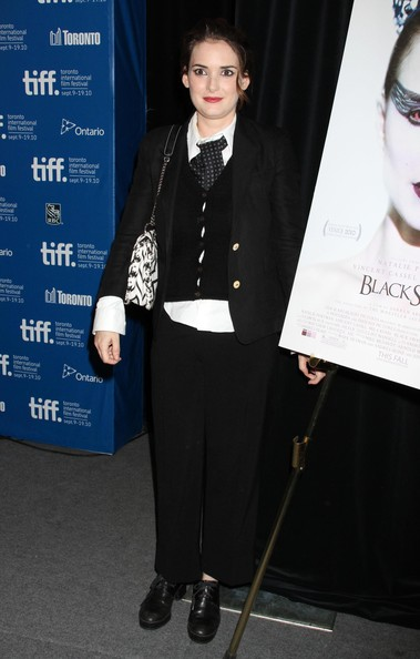 lanagriffin: Natalie Portman and Winona Ryder at TIFF ...