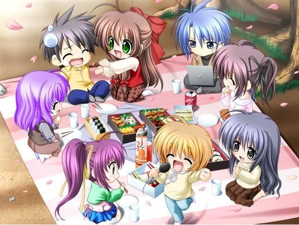 Chibi Galeria: Anime Chibi