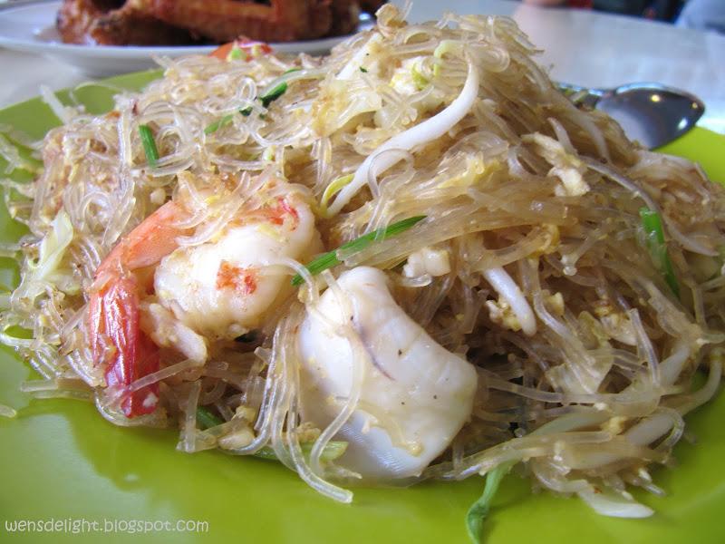 Wen's Delight: Sbey Sbey Thai Food - A Revisit