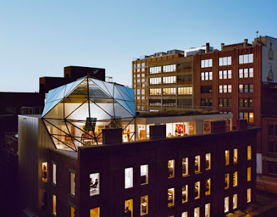 York Fashion District on For Diane Von Furstenberg Studio In New York   S Meatpacking District