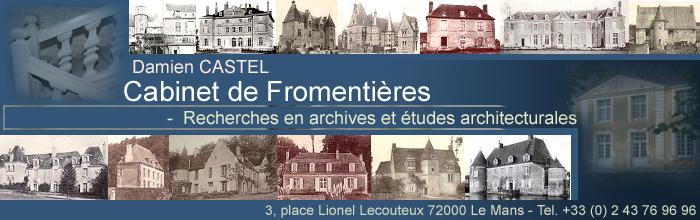 Histoire de votre demeure en Sarthe