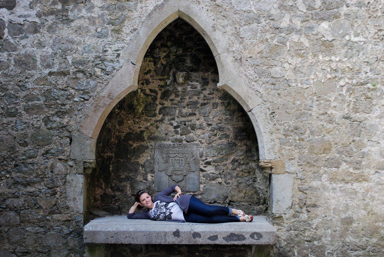 Ryan and Whitney: ROCK OF CASHEL, IRELAND Rock Climbing Rope