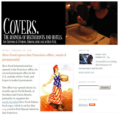 picture photograph  2007 copyright of ryan tate of covers blog  http://sfcovers.com/index.shtml