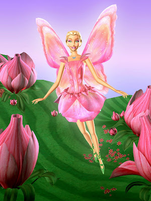 Barbie Fairytopia Cartoon Character