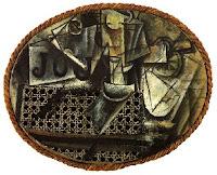 Arte magia e tecnologia apropria o e deslocamento das - Pablo picasso nature morte a la chaise cannee ...
