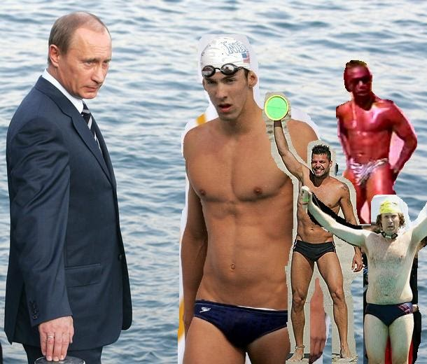 Russian Speedo