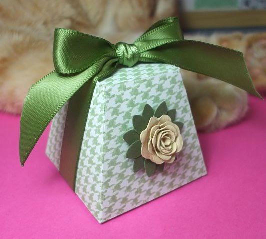 StampingDaniTemplates: Favor Box
