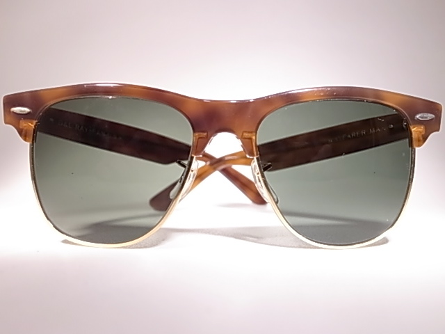 3ed911c320 M VINTAGE SUNGLASSES COLLECTION  BAUSCH LOMB RAY BAN WAYFARER MAX 2 ...
