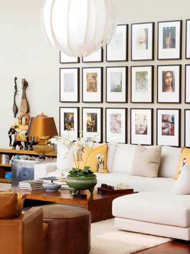 Decor me Happy by Elle Uy: Too many frames, too many ...