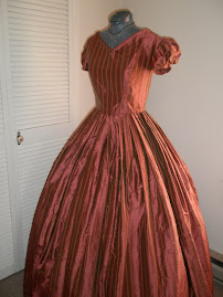 Civil War Ball Gown