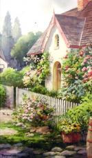 [flower+cottage+ireland]