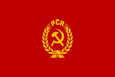 Resultado de imagen de partido comunista roman