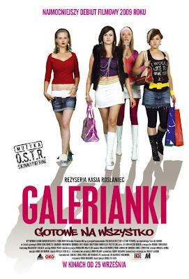 Cartel de la película polaca que narra este drama