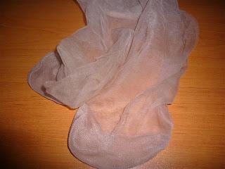 Worn Used Pantyhose Socks 26