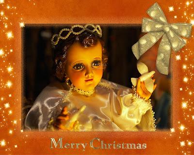 Christmas Angel Wallpapers