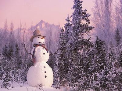 Snowman Backgrounds