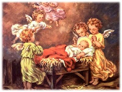angel children playing - photo #13