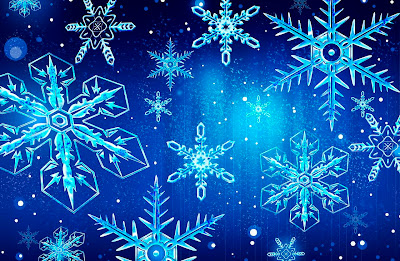 Christmas Snow flake wallpapers