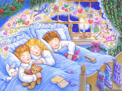 Kids dreaming wallpaper
