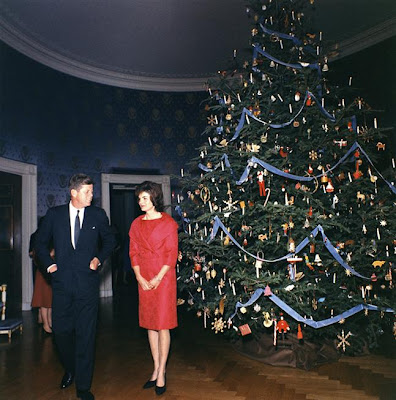 White House Christmas tradition