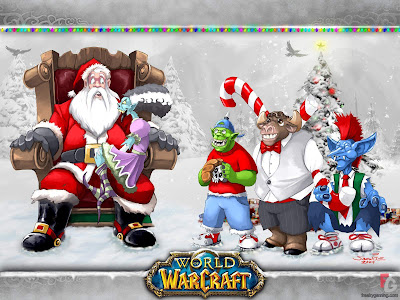 Christmas Games Wallpaper - 2