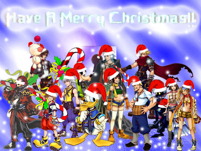 Christmas Games Wallpaper - 3