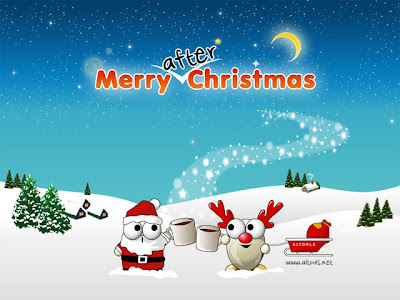 Christmas Games Wallpaper - 1