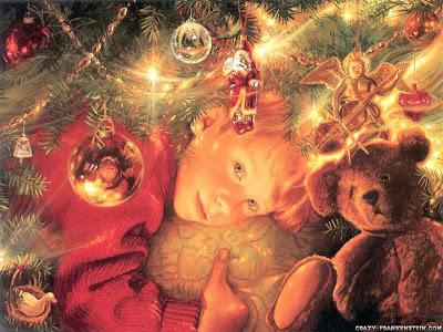 Free Christmas Wallpaper For Your Desktop