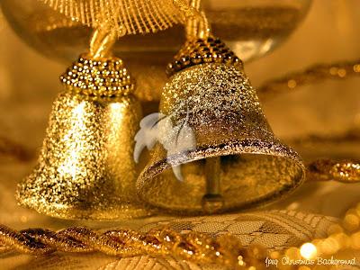 Christmas Bell Wallpaper