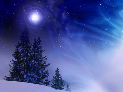 Christmas Night Wallpaper - 3