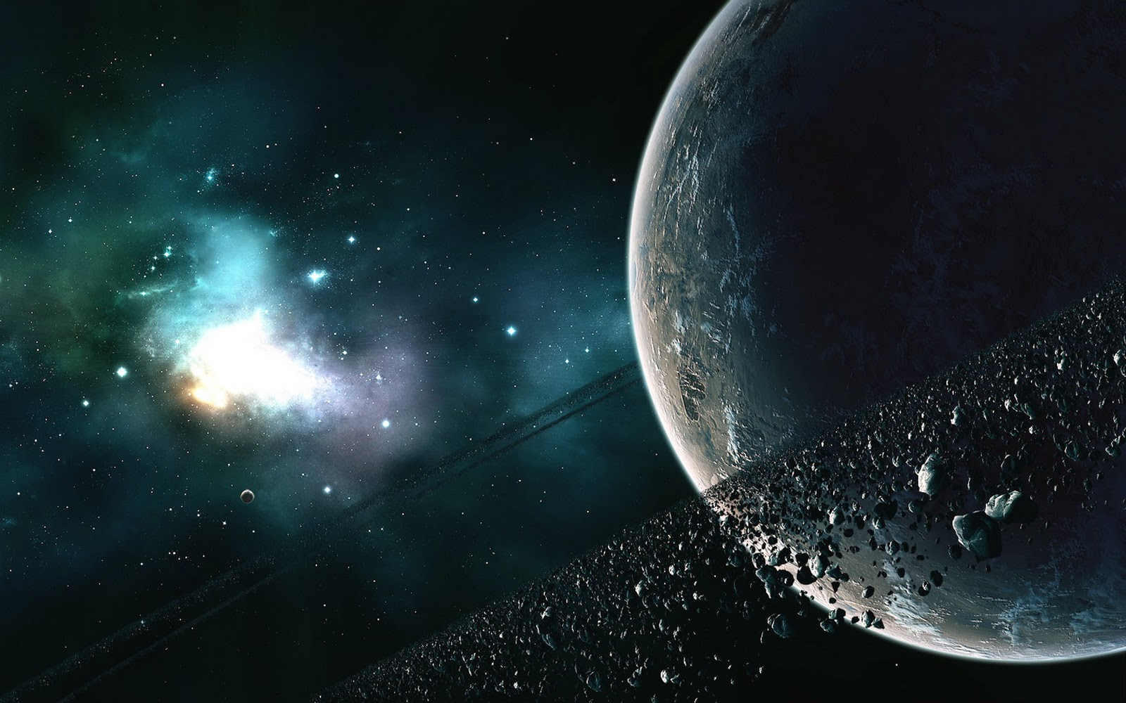 cool comets meteors and asteroids wallpaper - photo #14
