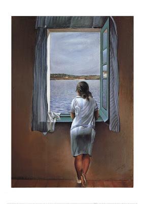 Salvador dal 1904 1989 - La ragazza alla finestra dali ...