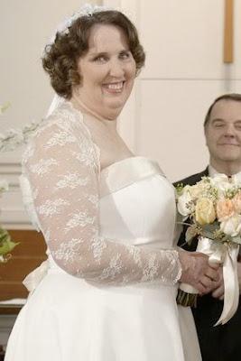 Blogger of the Bride: Overlooked wedding attire - Phyllis ...