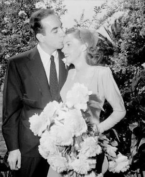 Blogger of the Bride: Vintage Wedding - Judy Garland