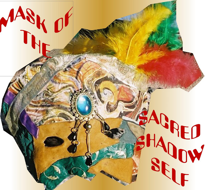 Mask of the Sacred Shadow Self